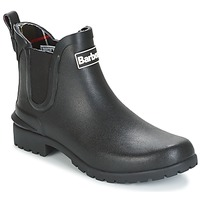 Shoes Women Wellington boots Barbour WILTON  black