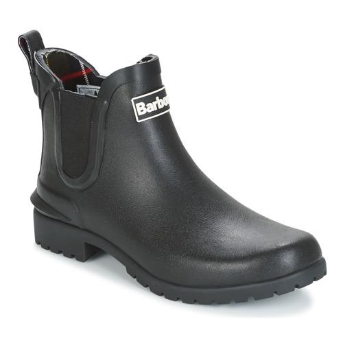 Shoes Women Wellington boots Barbour WILTON  black