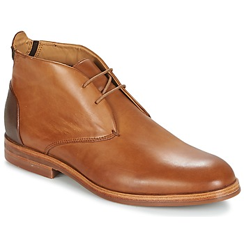 Shoes Men Mid boots Hudson MATTEO Tan