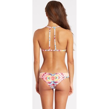 Clothing Women Swimsuits Billabong Triangle swimsuit  Tribe time Multicolor MULTICOLOUR