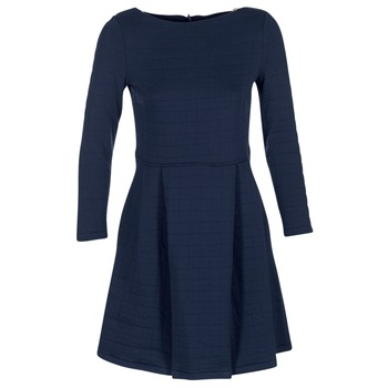 Clothing Women Short Dresses Petit Bateau LAUREANNA MARINE