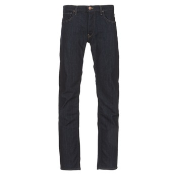 Clothing Men straight jeans Lee DAREN Blue / Raw