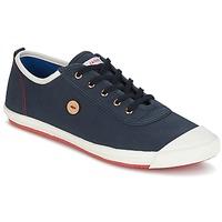 Shoes Men Low top trainers Faguo OAK01 MARINE