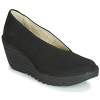 Shoes Women Flat shoes Fly London CUPIDO Black