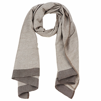 Clothes accessories Women Scarves / Slings Antik Batik ZOE Taupe