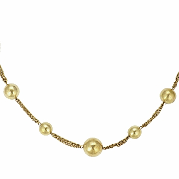 Watches & Jewellery  Women Necklaces Antik Batik ASI NECKLACE Silver