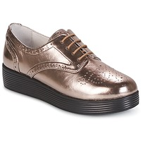 Shoes Women Derby Shoes Mellow Yellow CLANARY Bronze