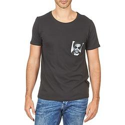 Clothing Men Short-sleeved t-shirts Eleven Paris LENNYPOCK White
