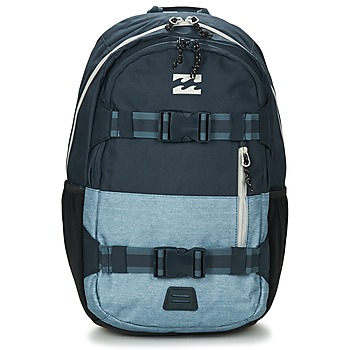 Bags Men Rucksacks Billabong COMMAND SKATE PACK 27L Blue