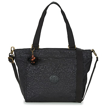 Bags Women Shopping Bags / Baskets Kipling NEW SHOPPER Black