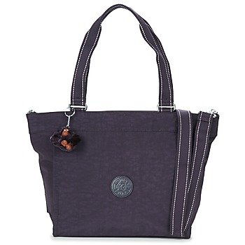 Bags Women Shopping Bags / Baskets Kipling NEW SHOPPER Purple