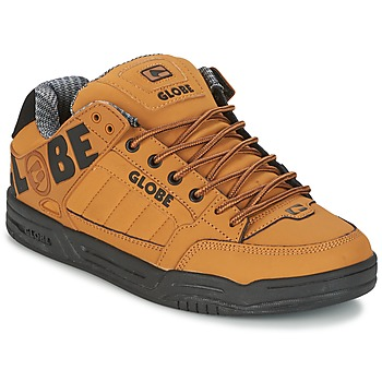 Shoes Men Low top trainers Globe TILT Brown