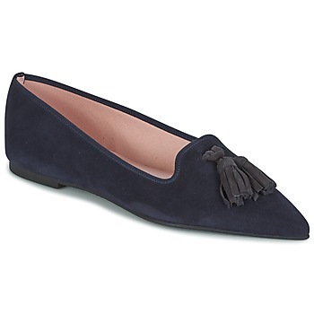 Shoes Women Flat shoes Pretty Ballerinas ANGELIS NAVY BLUE V007 /ANGELIS BALDER Blue
