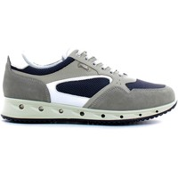 Shoes Men Walking shoes Igi&co 7716 Sneakers Man Grey Grey