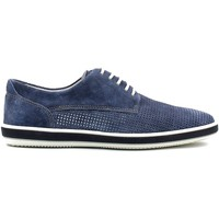 Shoes Men Walking shoes Igi&co 7687 Classic shoes Man Blue Blue