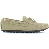 Shoes Men Loafers Igi&co 7704 Mocassins Man Grey Grey