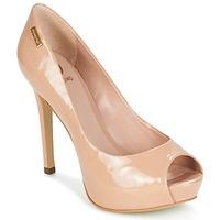 Shoes Women Heels Dumond MARIMI Beige