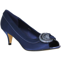 Shoes Women Sandals Lunar Ladies Ripley Open Toe Shoe Blue