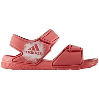 Shoes Children Sandals adidas Originals Altaswim C Pink