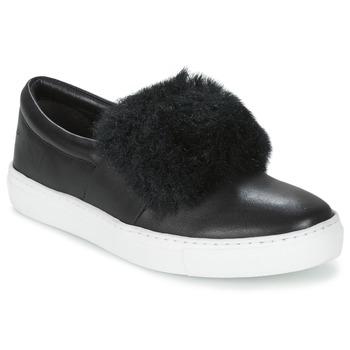 Shoes Women Slip ons Les Tropéziennes par M Belarbi LEONE Black