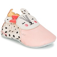 Shoes Girl Slippers Catimini REMOULADE Pink