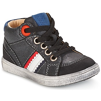 Shoes Hi top trainers GBB ANGELITO Grey
