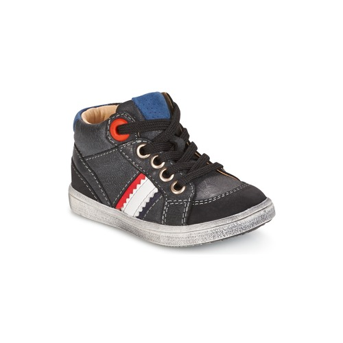Shoes Boy Hi top trainers GBB ANGELITO Grey