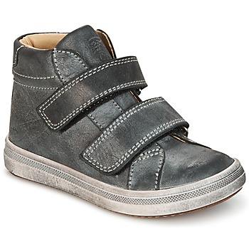 Shoes Boy Hi top trainers GBB NAZAIRE Grey