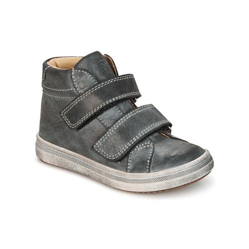 Shoes Boy Hi top trainers GBB NAZAIRE Grey
