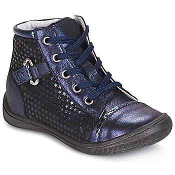 Shoes Girl Hi top trainers GBB ROMIE Vte / Marine