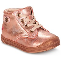 Shoes Girl Hi top trainers GBB REGINE Pink