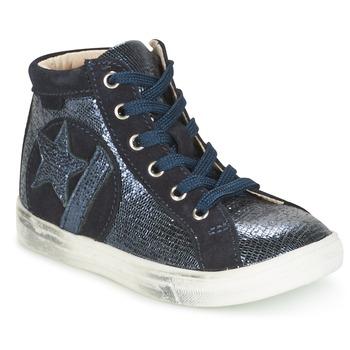 Shoes Girl Hi top trainers GBB MARTA Vtc / Marine