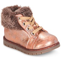 Shoes Girl Mid boots GBB RENATA Pink