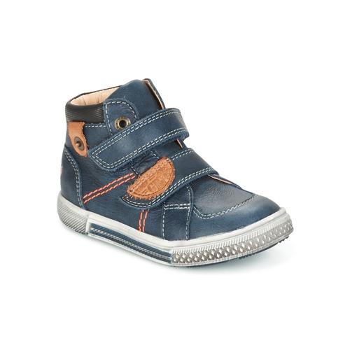 Shoes Boy Mid boots GBB RANDALL Blue