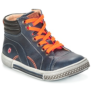 Shoes Boy Hi top trainers GBB RALPH Blue