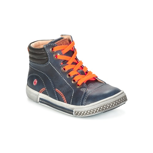 Shoes Boy Hi top trainers GBB RALPH Blue