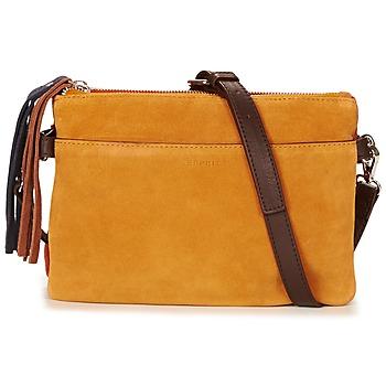 Bags Women Shoulder bags Esprit VIVI COGNAC
