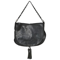 Bags Women Small shoulder bags Ikks PLUMBER Black