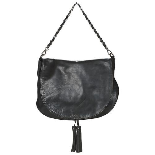 Bags Women Small shoulder bags Ikks PLUMBER Black