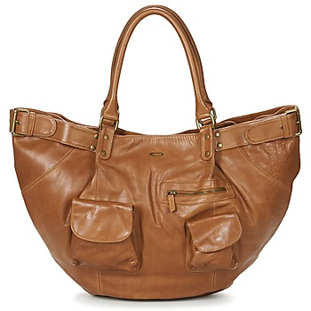Bags Women Small shoulder bags Ikks FISHERMAN COGNAC