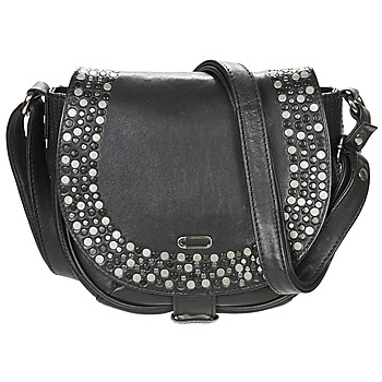 Bags Women Shoulder bags Ikks WAITER ROCK Black