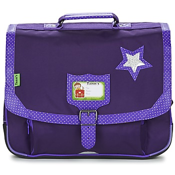 Bags Girl Satchels Tann's LES CHICS FILLES CARTABLE 38CM MARINE