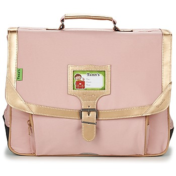 Bags Girl Satchels Tann's GLITTER CARTABLE 38CM Pink