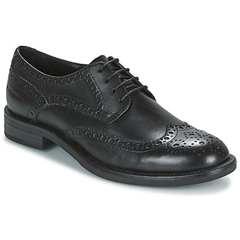 Shoes Women Derby Shoes Vagabond AMINA Black
