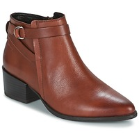 Shoes Women Mid boots Vagabond MARJA Brown