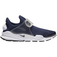Shoes Men Low top trainers Nike Sock Dart Black-Navy blue-White