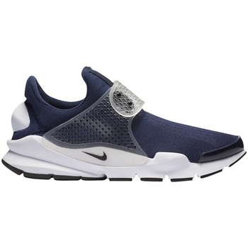 Shoes Men Low top trainers Nike Sock Dart Navy blue-Black-White
