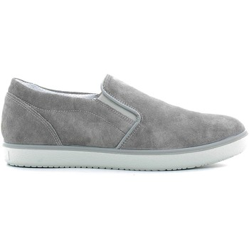 Shoes Men Slip ons Igi&co 7721 Slip-on Man Grey Grey