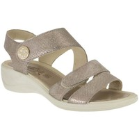 Shoes Women Sandals Enval 7969 Sandals Women Platino Platino