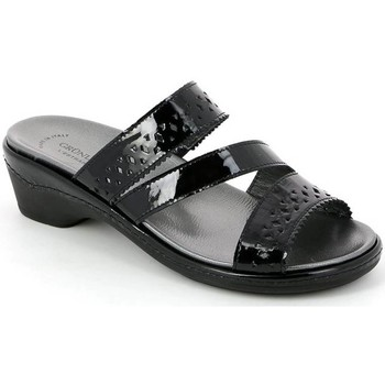 Shoes Women Sandals Grunland CE0533 Sandals Women Black Black